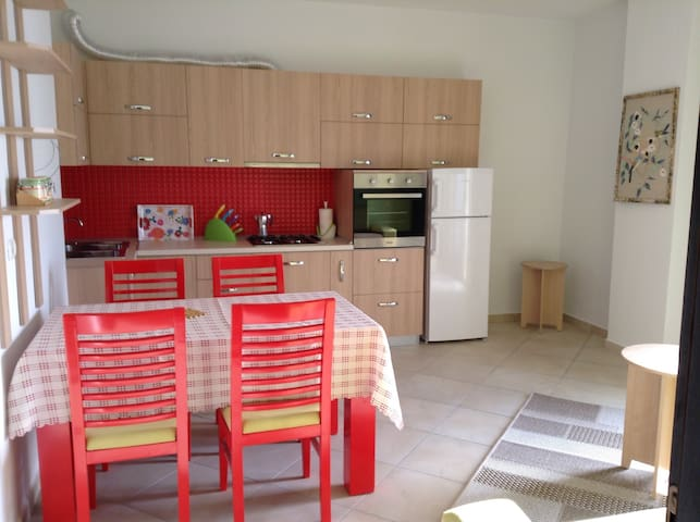 Apartment directly on the beach - Durrës - Lägenhet