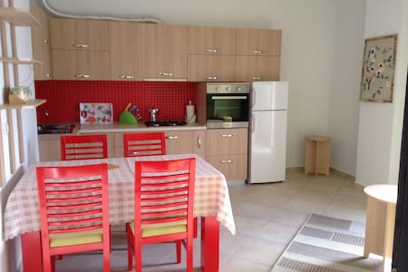 Apartment directly on the beach - Durrës - 公寓