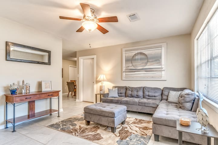 ☀Long Stay Discount-Close to Eglin AFB - W/D!☀