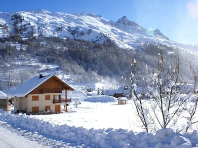 Villa au pied du Galibier - 瓦盧瓦爾(Valloire)