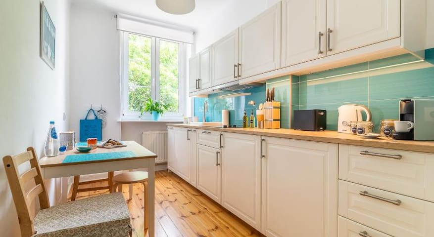 Rent like home-Apartament Rynek Nowego Miasta 7