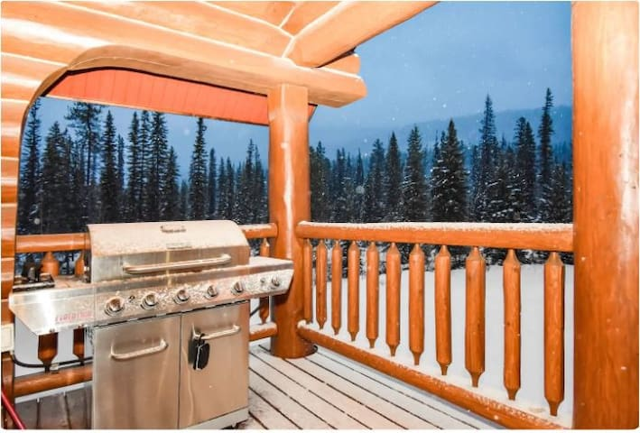 ☼Beautiful Rustic Chalet in the Heart of Rockies☼
