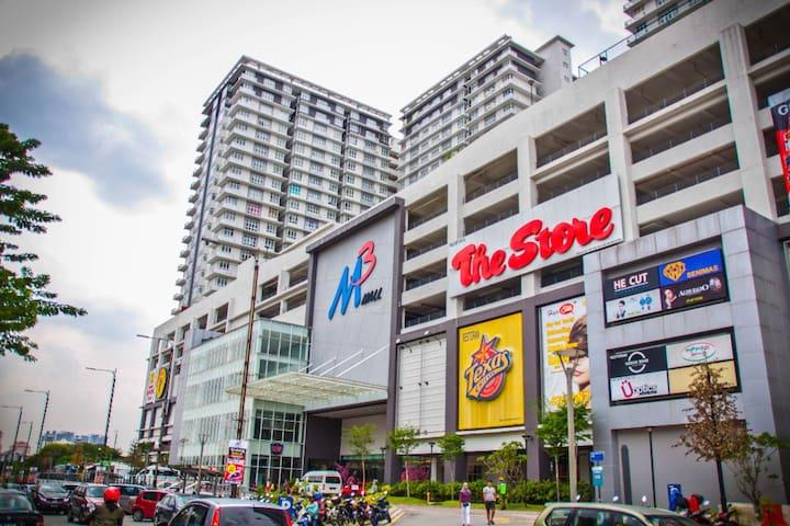 Malaysia Kuala Lumpur M3 Residency NY Homestay