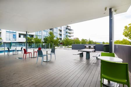1 bedroom Unit, Belconnen - Belconnen - Apartament