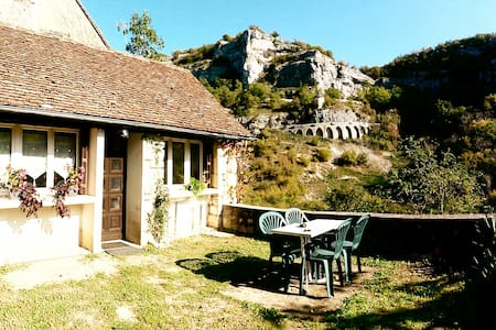 Maisonnette dans Rocamadour - Rocamadour - Huis