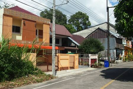 2 Bedroom family home in historic Takuapa/Khao Lak