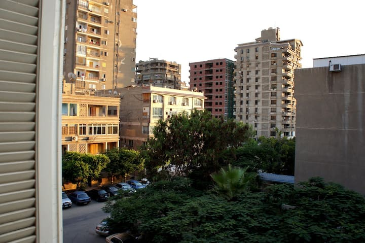 Wonderful apartment in Nasr city