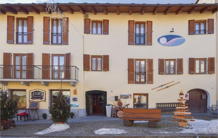 Holiday apartment with 1 bedroom on 40m² in Bardonecchia (TO)