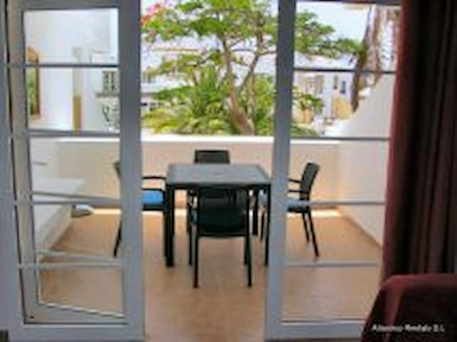 Morromar 711-1Bed-Grd Fl.- Air-Con -Private Wi-Fi