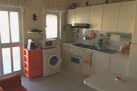 Small apartment at 50 meters from the beach
