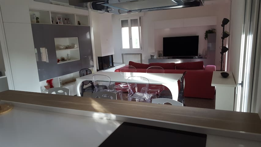 Camera con bagno privato tra Modena e Bologna