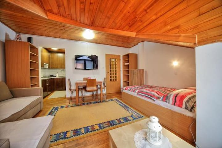 Cosy Apartment Viki in centre of Kranjska Gora