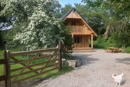 Deveron Lodge sleeps up to 4 - Inverkeithny - Chalet