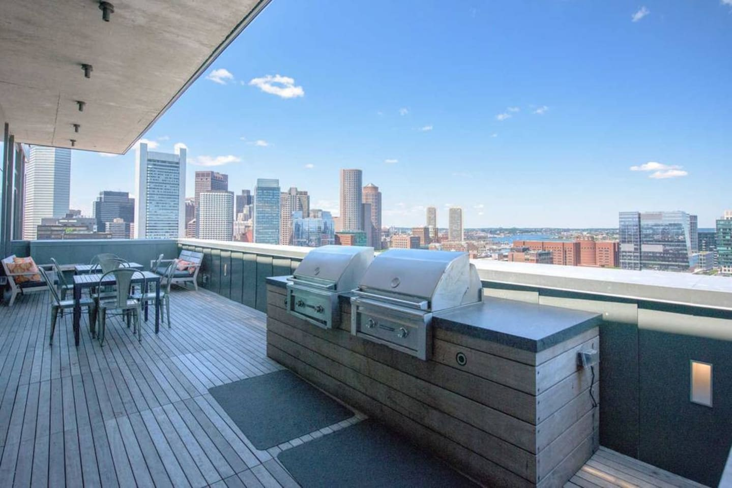 The perfect place to take in all Boston has to offer