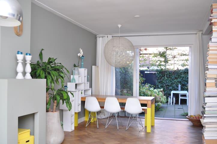 Stylish family house near the beach and Amsterdam - Overveen - House