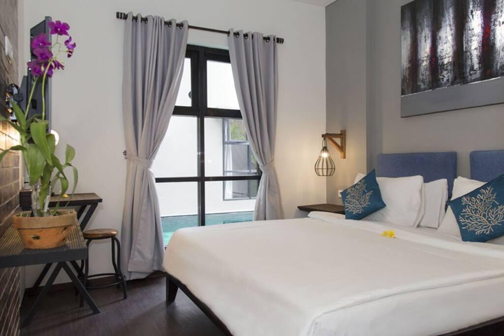 Classic bedroom style 2