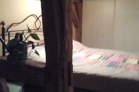 belle chambre cosy et nature à proximité - Lichtenberg - Bed & Breakfast