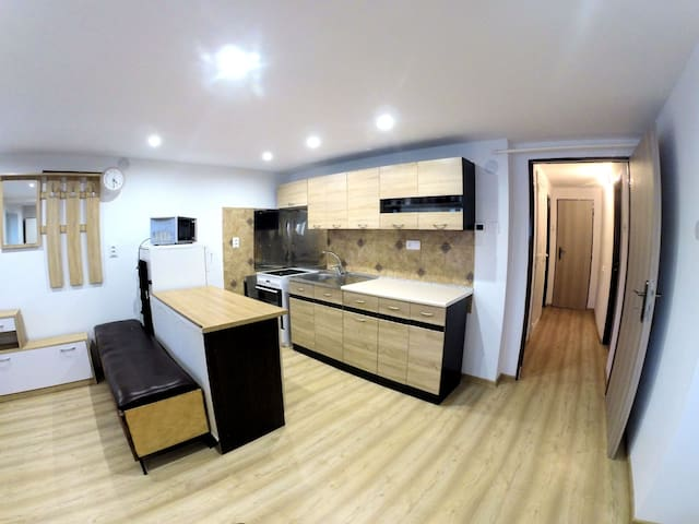 Beautiful Modern Apartment close to City Centre!
