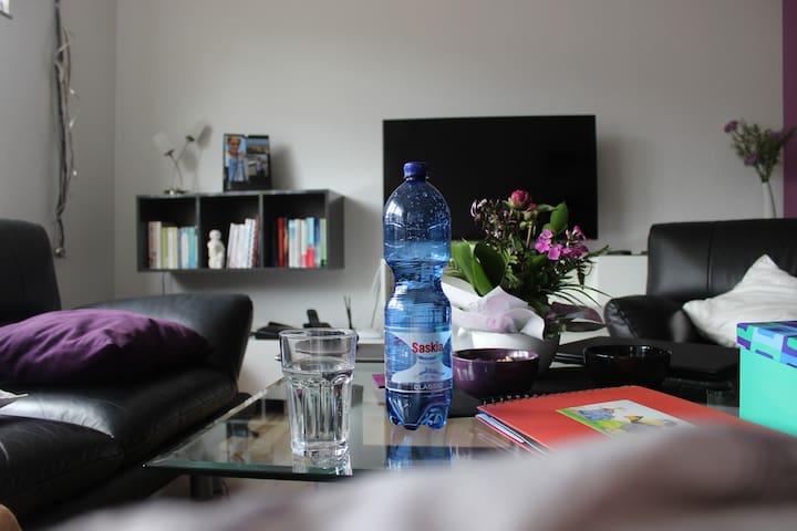 Schönes freundliches Zimmer in ruhiger Lage - Oer-Erkenschwick - Wohnung