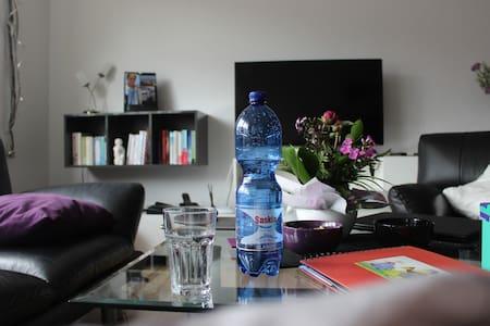 Schönes freundliches Zimmer in ruhiger Lage - Oer-Erkenschwick - Apartmen