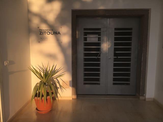 studio simple et propre