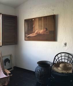 Room w private bath, Costa Careyes - Careyes - House