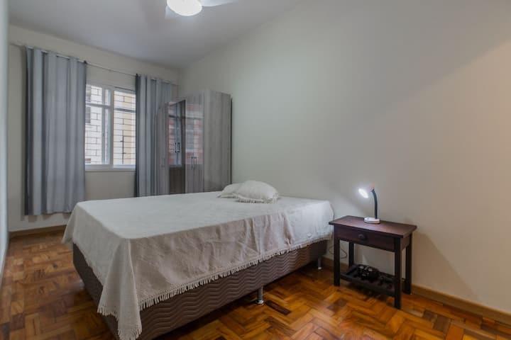 Apartamento no centro Histórico de Porto Alegre