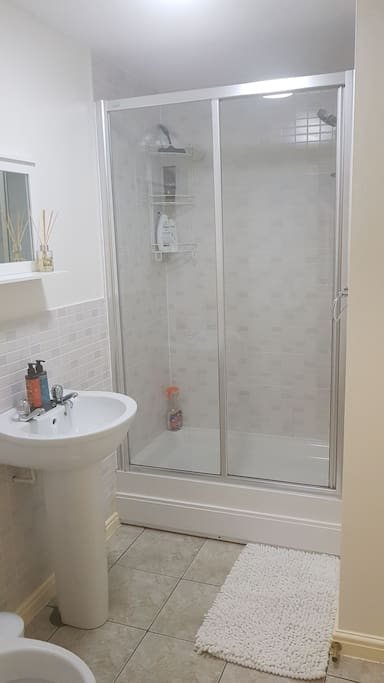 Private Ensuite to guest room