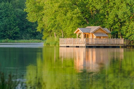 Cabane Royale pour 5 personnes - Joncherey