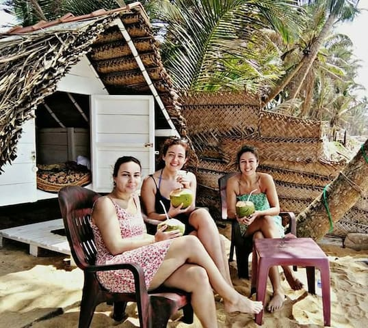 White  Cabanas
