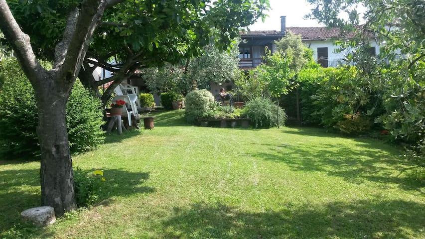 Vacanze nel verde della Toscana - Corvarola - Apartamento