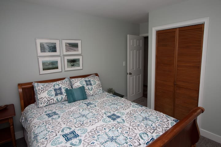 Ample space with closet
