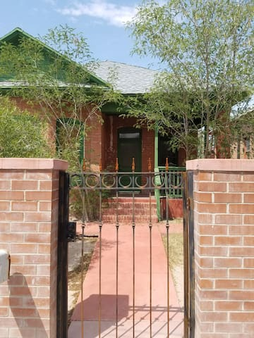 Historic house in downtown Tucson