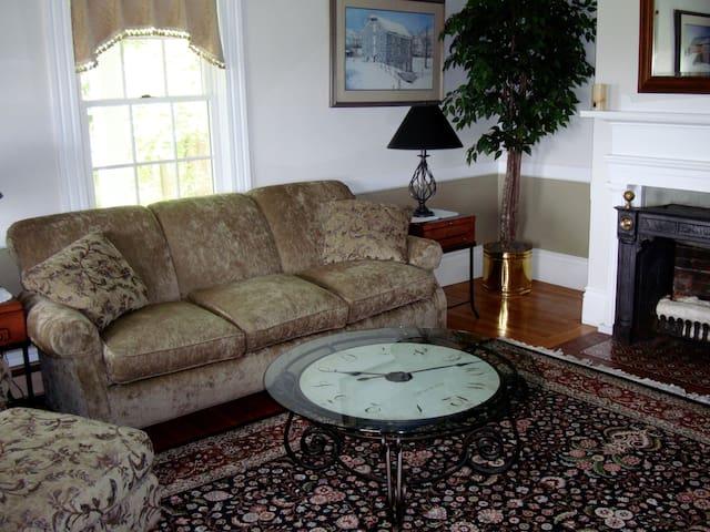 Sitting Room with satellite TV