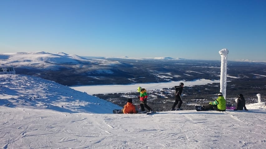 Ski Bike Run Lofsdalen