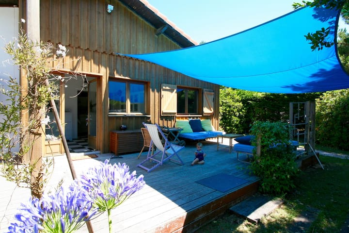 Amazing location in the 44 hectares of Cap Ferret