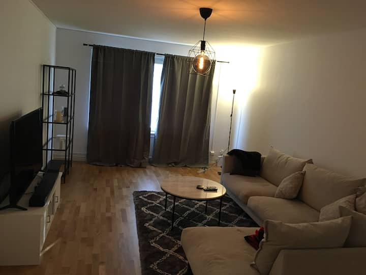 Fresh and fully furnished flat south of Stockholm