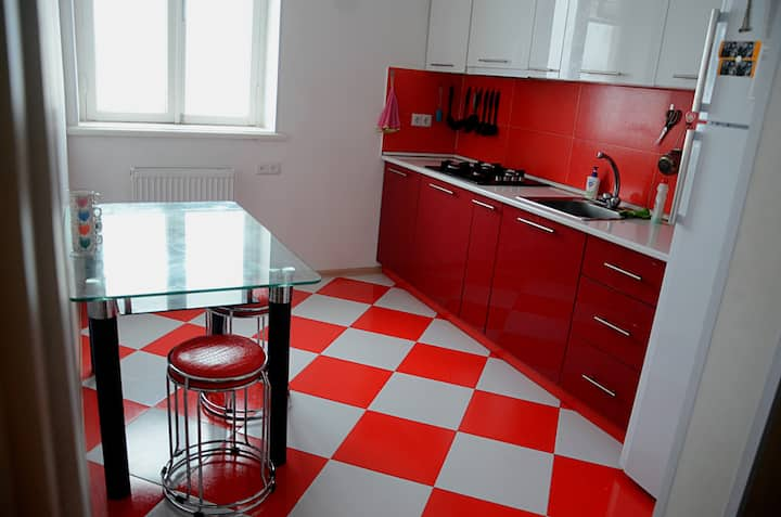 Apartment for family or friend`s company