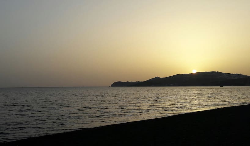 MaMer Villa - Santorini - Vlichada - Rumah
