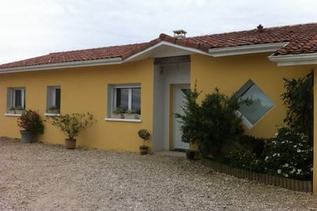 Maison neuve plain pied - Eugénie-les-Bains - House