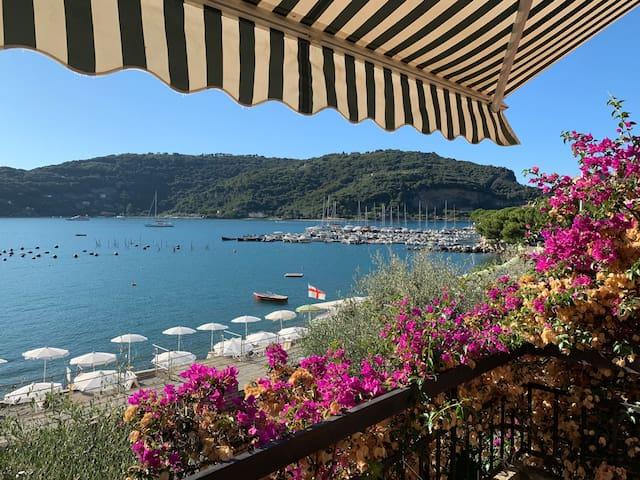 Villa Stella di Mare with Garden, WiFi in 5 Terre