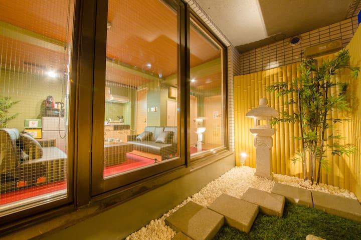 6min to sta/Near Dotonbori, Shinsaibashi, Namba - Ōsaka-shi Nishi-ku, Kitahorie,  - Leilighet