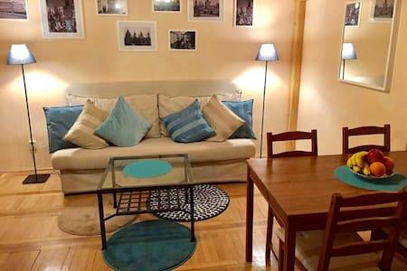Homely, comfy flat at the really center of Prague - Praha - Lägenhet