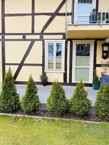 Wunderschöne Wohnung in Schwerin-Warnitz