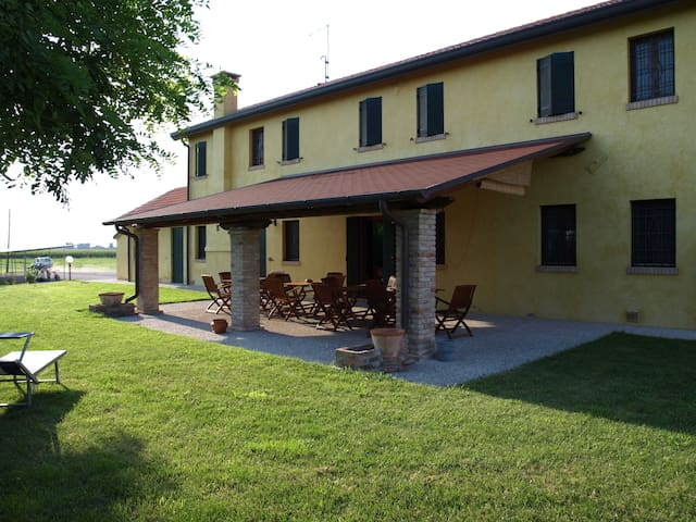 Agriturismo Zennare - Camera tripla - Chioggia - Bed & Breakfast