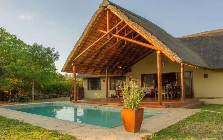 3-Bedroom House In Wildlife Estate 77/Hoedspruit