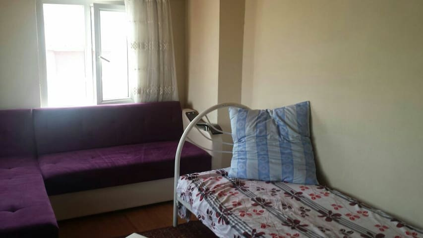 Sehr schöner Ausblick WLAN - Gaziosmanpaşa - Wohnung