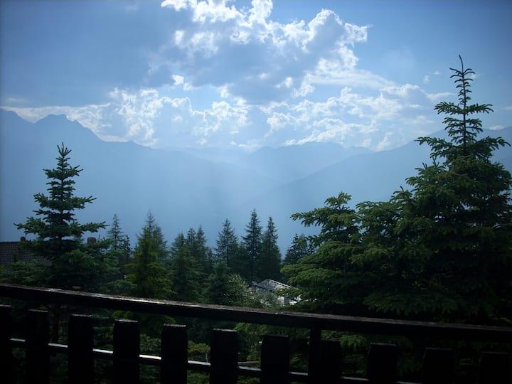 Panoramico e luminoso bilocale