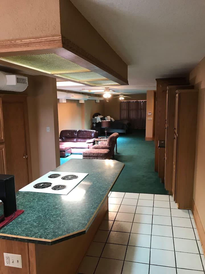 The Emerald Loft Apartment