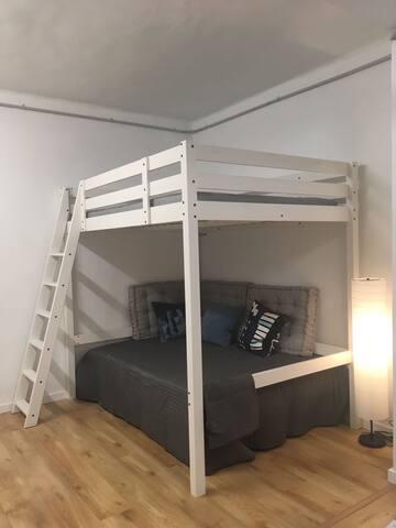 Habitación sencilla Cuicacalli